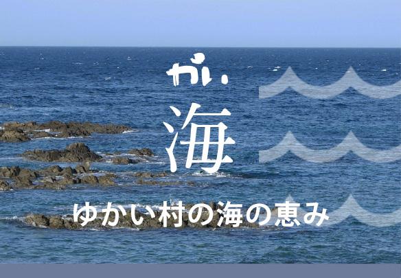 下北ゆかい村の海の恵み