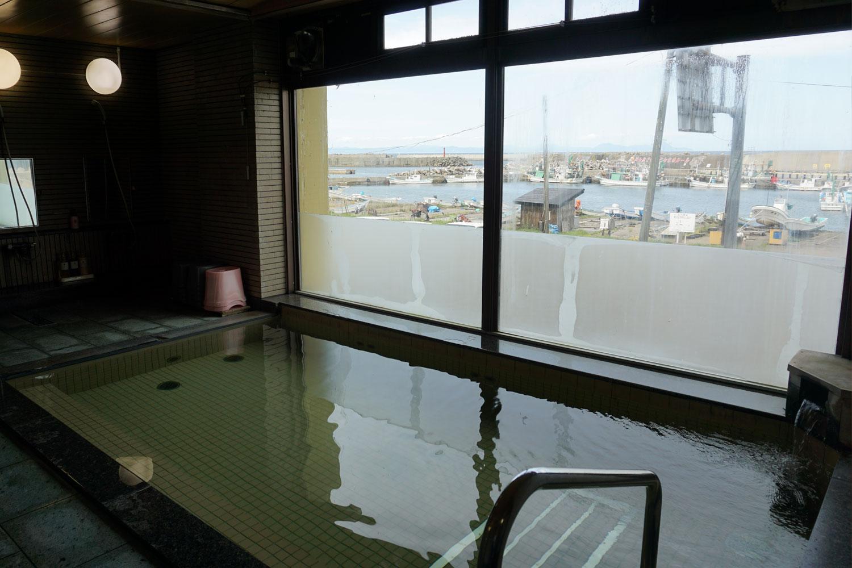 下風呂観光ホテル 三浦屋