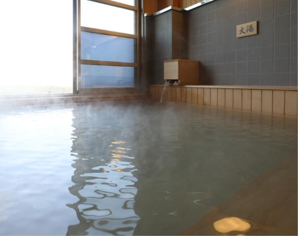 大湯(おおゆ) 下風呂温泉「海峡の湯」