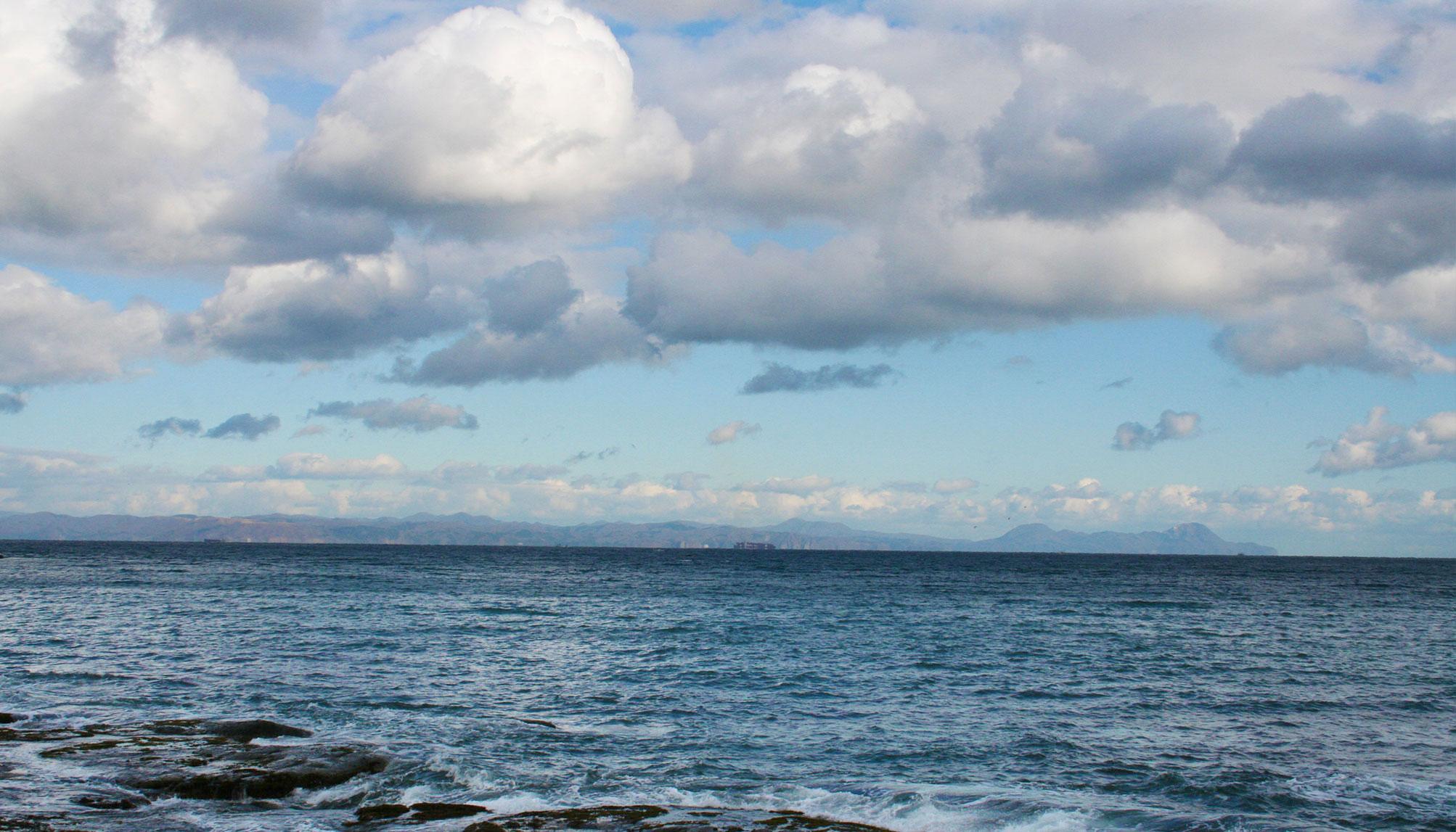 目の前に広がる津軽海峡 絶景を見ながらの入浴が楽しめる