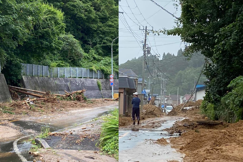 令和3年8月大雨災害
